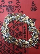 """24"""" Unique Style Stainless Steel Necklace For Hanging Thai Amulet"""