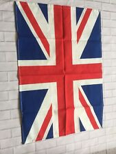 Union Jack Tea Towel Novelty Souvenir UK GB 100% Cotton Brand New Ikea Sandlosta