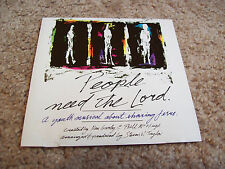People Need The Lord Youth Musical CD Nan Gurley Phil McHugh Steven Taylor RARE