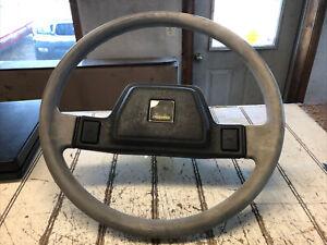 86-93 Mazda B2200 B2600 Pickup Truck 2 Spoke Steering Wheel Gray Mini Truck