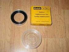Kodak NI 60mm Supplementary Lens Filter n1 Made in Germany