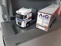 DAF XF   A + G Nettetal GmbH 41334 Nettetal  + Transporten Venlo  Holland KüKo