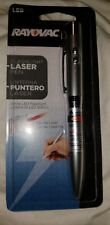 Rayovac Led Flashlight Laser Pen - Brand new in packaging