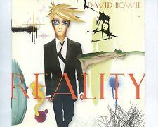 CD DAVID BOWIE reality FRANCE NEAR MINT2003