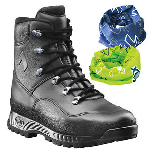 HAIX Ranger BGS Polizei Einsatzstiefel Stiefel Security Schuhe +Tuch