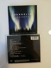 VANGELIS - ODYSSEY THE DEFINITIVE COLLECTION (UNIVERSAL 0602498119105)   CD