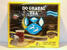 3x Akbar Do Ghazal Tea - Earl Grey Tea [200g /100 Teabags][Total 300 Teabags]