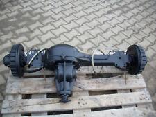 Achse Hinterachse Multicar M 22 inkl. Hydraulikzylinder