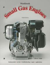 Small Gas Engines, Workbook, Roth, Alfred C., New Book