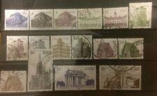 IRELAND 1983 ARCHITECTURE 16 USED VALUES
