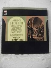 SLS 5006 BEETHOVEN Fidelio LUDWIG VICKERS FRICK KLEMPERER HMV STEREO 3LP BOXSET