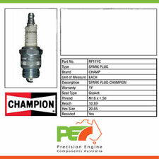 8X New Champion Spark Plug For Ford Mustang Gen1 4.7L 289 Cu.In Windsor