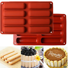 Pillow Fries Silicone Chocolate Cake Candy Cookie Cupcake Baking Mold Mould Pan