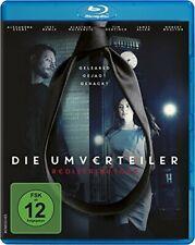 Die Umverteiler - Geleaked-Gejagt-Gehackt- Thriller - Blu-ray - Neu & OVP