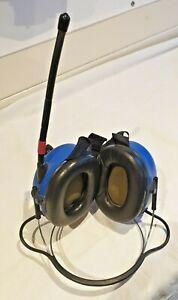 PELTOR LITE COM Helmet Mount HeadsetUHF