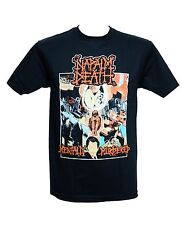 NAPALM DEATH - MENTALLY MURDERED - Official T-Shirt - Heavy Metal - New M L XL