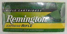 REMINGTON 250 CAL EMPTY RIFLE AMMO BOX