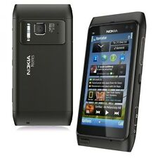 2017 ORIGINAL Nokia N Series N8-00 16GB Black 100% UNLOCKED GSM Smartphone FREE