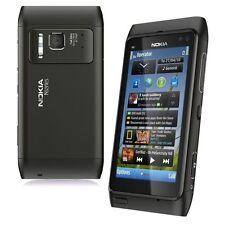2017 ORIGINAL Nokia N Series N8-00 16GB Black 100% UNLOCKED GSM Smartphone FREE