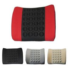 Heated Back Seat Massage Chair Car Home Relax Van Stress Massager Cushion