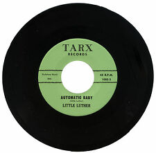 """LITTLE LUTHER  """"AUTOMATIC BABY""""     KILLER R&B CLASSIC     LISTEN!"""