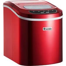 Professionnelle machine à glaçons appareil de préparation de glace rouge