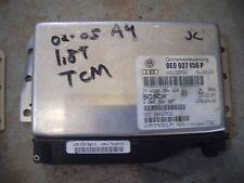 02-05 AUDI A4 Q 1.8T TRANSMISSION CONTROL MODULE UNIT COMPUTER TCM 8E0927156P
