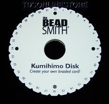 Kumihimo Disc Round 10mm Thick 6in Diameter