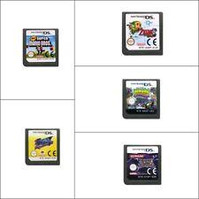 Mario Zelda Donkey Kong Kirby DS game card EUR version