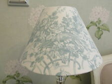 Handmade Coolie Lampshade Laura Ashley Tuileries fabric 25cm
