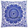 Indian Ombre Mandala Floor Pillow Case Boho Throw Home Sofa Cushion Cover Decor
