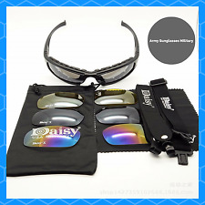 Tactical Goggles Sunglasses Daisy X7 Military Motorcycle Riding Glasses Eyewear