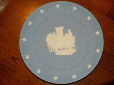 Vintage Wedgwood Jasperware America's Independence 1776 Declaration Signed 1976