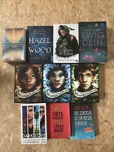 Jugendbücher Paket 10 Stück