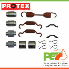 2x New PROTEX Drum Brake Shoes Hardware Kit For STERLING LT9500 2D 6X4