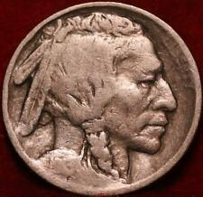 1913-S Type II San Francisco Mint Buffalo Nickel