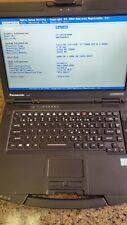 Panasonic Toughbook CF-54J MK3 i5 1TB M.2 1TB HDD 32GB RAM WIN 10 PRO DUAL BATT