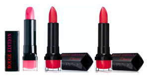 Bourjois Rouge Edition 12 Hour Lipstick - Choose Shade