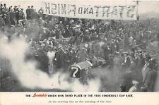 G83/ Rochester New York Postcard 1906 Locomobil Vanderbilt Auto Race