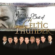 CELTIC THUNDER - THE VERY BEST OF  CD NEW!