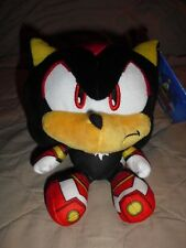 Shadow the hedgehog plush TOMY sonic boom new with tag