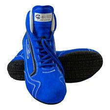 ZAMP ZR-30 SFI 3.3/5 Race Shoe Blue Size 11 RS00100411