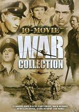 War Collection: 10 Movies (DVD, 2013, 3-Disc Set)