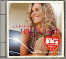 JUST FOR YOU MY MUM - A SPECIAL SELECTION OF ORIGINAL RECORDINGS @BRAND NEW CD@