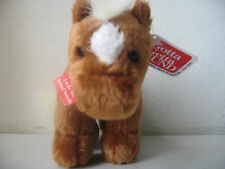 "Gund Pony Prize Brown with White Hair 7"" 30056"
