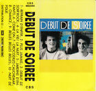 "K7 AUDIO (TAPE) DEBUT DE SOIREE ""JARDINS D'ENFANTS"" MADE IN IVORY COAST"
