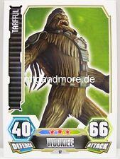 Tarfful  #017 - Force Attax Serie 3