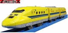 PLA-RAIL S-07 923 Dr Yellow Shinkansen With Lights By Tomy Trackmaster Japan