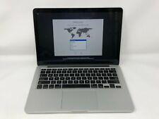 MacBook Pro 13 Retina Early 2013 ME662LL/A 2.6GHz i5 8GB 256GB Fair -Screen Wear