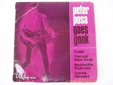 "PETER POSA GOES GONK - 7"" VIKING NZ twang EP"